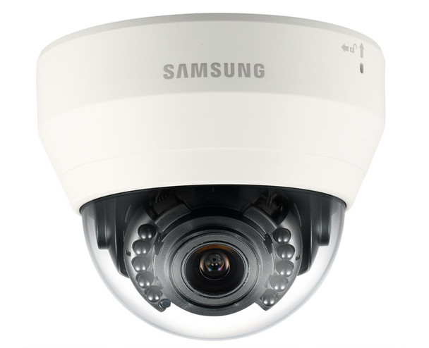 Samsung SND-L6083R 2MP IR Indoor Dome IP Security Camera
