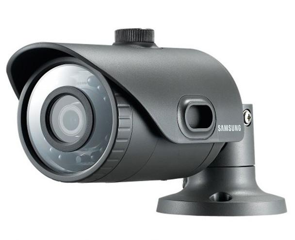Samsung SNO-L6013R 2MP IR Outdoor Bullet IP Security Camera