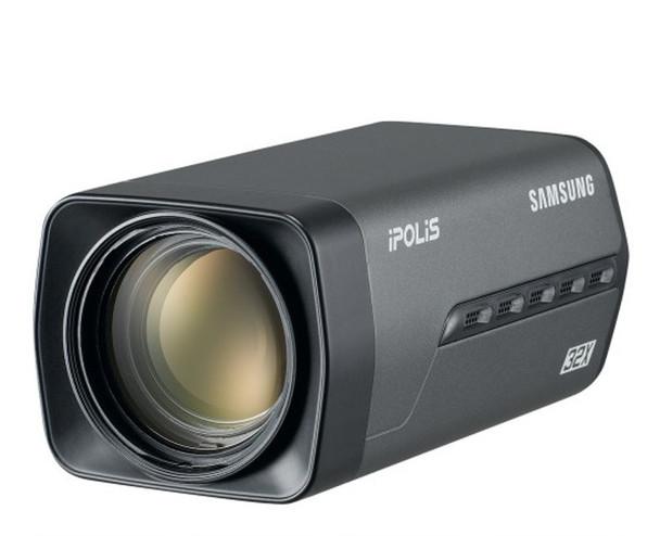 Samsung SNZ-6320 2MP Indoor Bullet IP Security Camera - 32x Optical Zoom