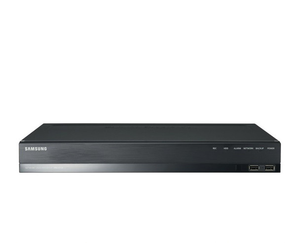 Samsung SRN-873S 8ch Network Video Recorder with Built-in PoE Switch