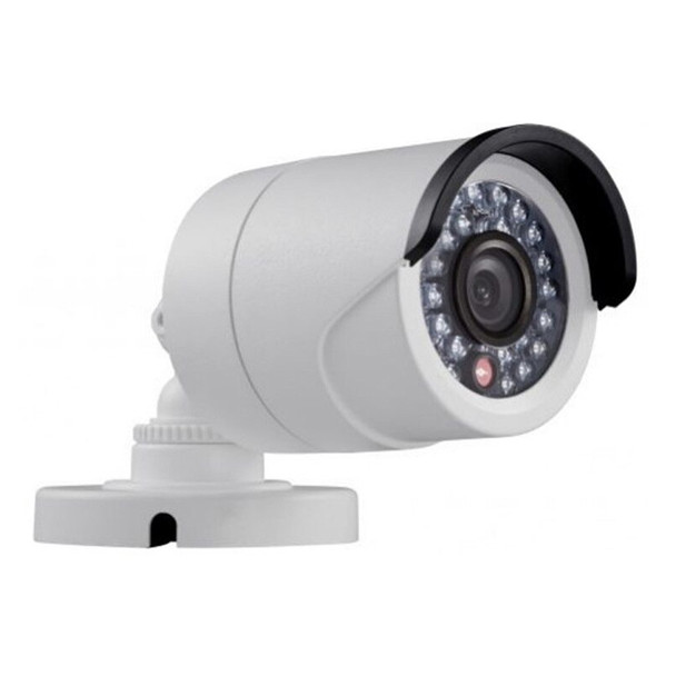 2.1 Megapixel InfraRed for Night Vision Outdoor Bullet HD-TVI Security Camera, H.265 Compression, Weatherproof, 3.6mm Fixed Lens, CMHR6222W