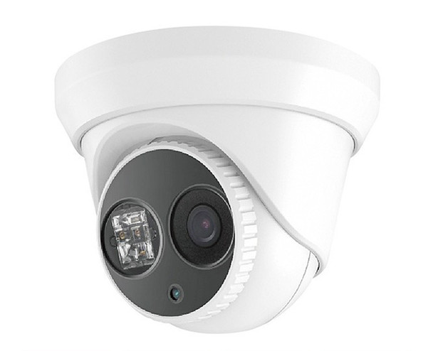 3.2 Megapixel InfraRed for Night Vision Outdoor Turret Network (IP) Security Camera, Weatherproof, 2.8mm Fixed Lens, CMIP1132-28