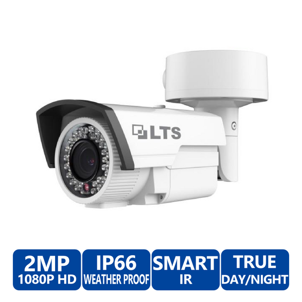 LTS CMHR9323D 2MP 1080p HD IR Bullet HD-TVI Security Camera