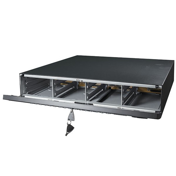 LTS LTN9664-R 64 Channel Enterprise Level Network Video Recorder - 8 SATA up to 64TB, 2U, VGA and HDMI up to 1920x1080P