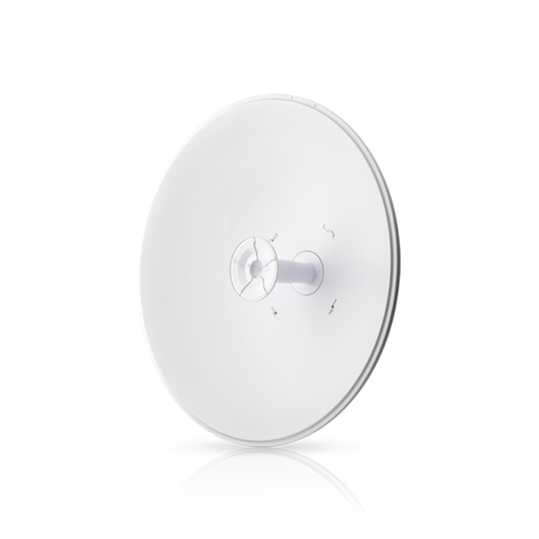 Ubiquiti RD-5G30-LW-US 5GHz AirMax 2x2 MIMO Point-to-Point Dish Antenna