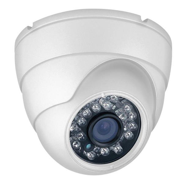 LTS CMT2472 700TVL Outdoor IR Dome CCTV Analog Security Camera