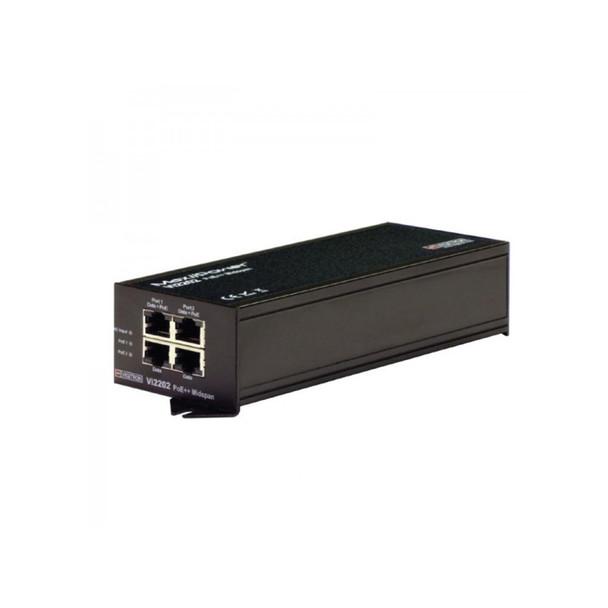 Raytec RVi2202 Dual Port 60 Watt POE Midspan