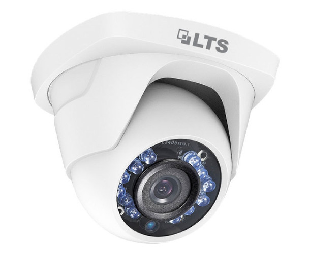 1.3 Megapixel InfraRed for Night Vision Outdoor Turret HD-TVI Security Camera, H.265 Compression, CMHT1532