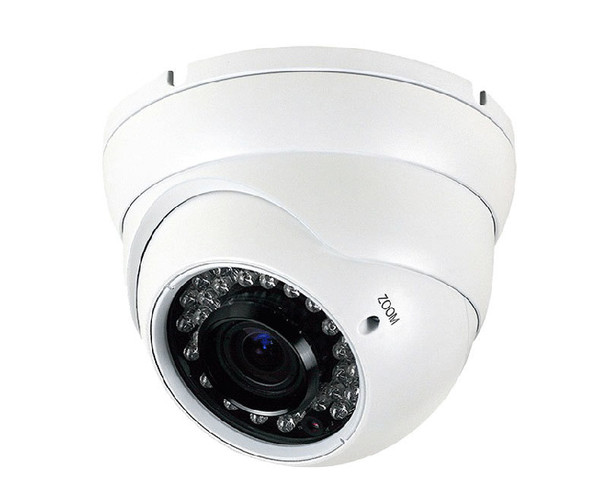 2.1 Megapixel InfraRed for Night Vision Outdoor Turret HD-TVI Security Camera, H.265 Compression, CMHT2023T