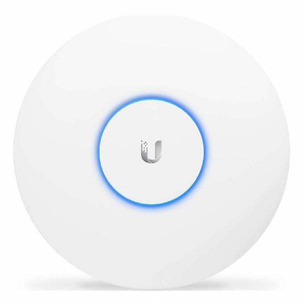 Ubiquiti UAP-AC-LR-US Wireless Access Point - 802.11 ac, 867 Mbps @ 5 GHz, UniFi Controller Software, Range up to 600'