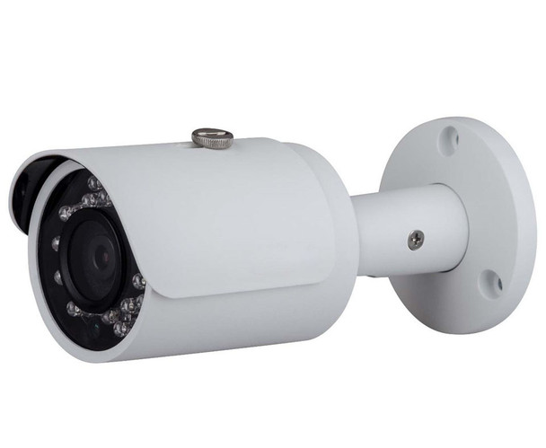 Dahua HAC-HFW1100SN HD-CVI Bullet Camera - 1/2.9'' 720P, 3.6mm Lens, IP66, DC12V, 66FT NIGHT VISION, HCC3100S-IR/36