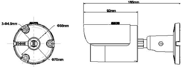 Dahua HAC-HFW1100SN