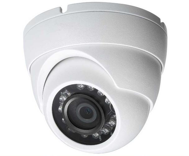 Dahua HAC-HDW1200M HD-CVI Fixed Turret Camera - 3.6mm Lens, IP66, Smart IR, Weatherproof