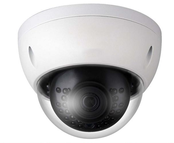 Dahua IPC-HDBW4421E 4MP Dome IP Security Camera - 120db True WDR, 2.8mm Fixed Lens, 100ft Night Vision, Weatherproof, HNC5241E-IR/28