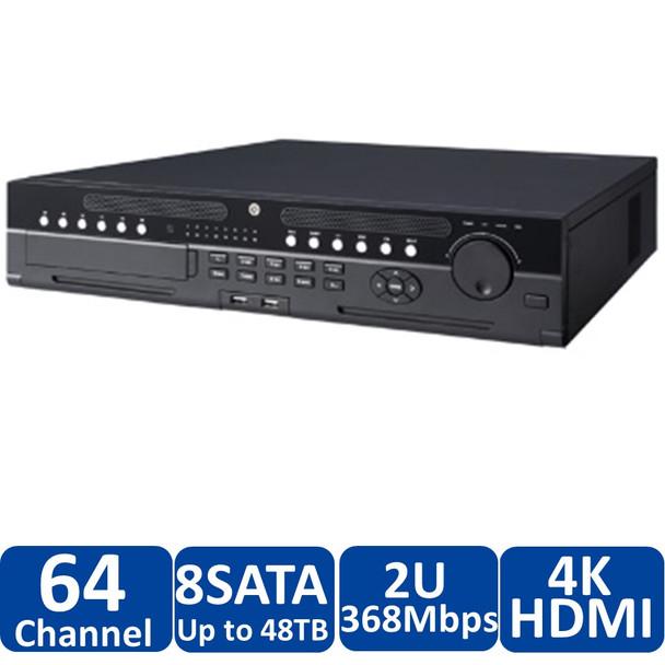 Dahua NVR708S-64-4K
