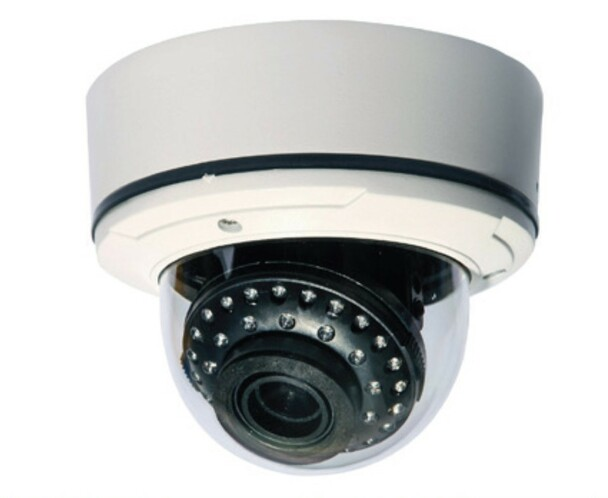 "DH Vision DH-IV-972W HD-CVI Dome Security Camera - 1MP, 2.8~12mm Varifocal Lens, 1/2.9"" CMOS, Digital WDR, IR to 100ft"