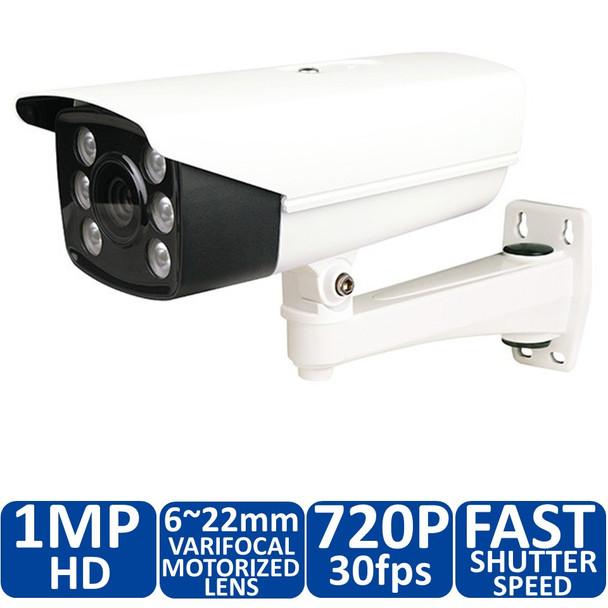 LTS Security LPR100
