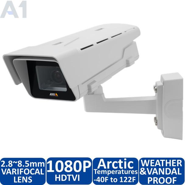 AXIS P1365-E Fixed IP Security Camera