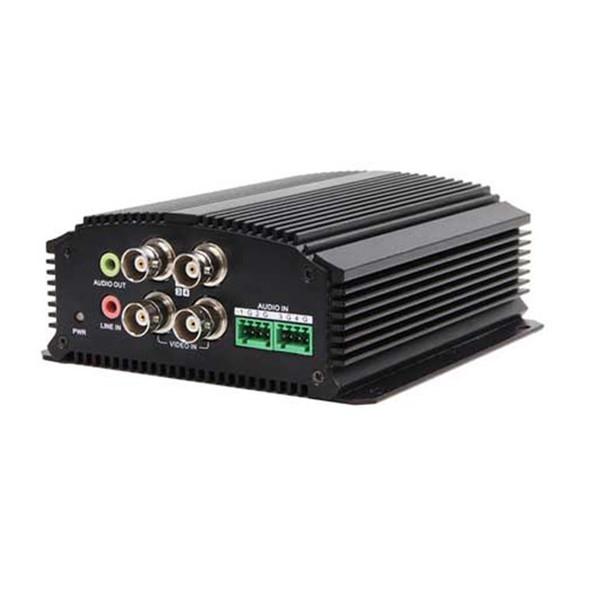 Hikvision DS-6704HWI 4 Channel Video Encoder