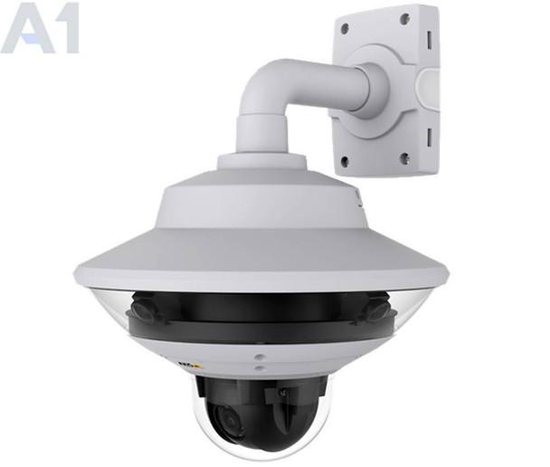 AXIS Q6000-E 2MP Outdoor Multi-sensor PTZ IP Security Camera