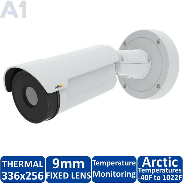 Axis Q2901-E Temperature Measurement and Alarm Camera