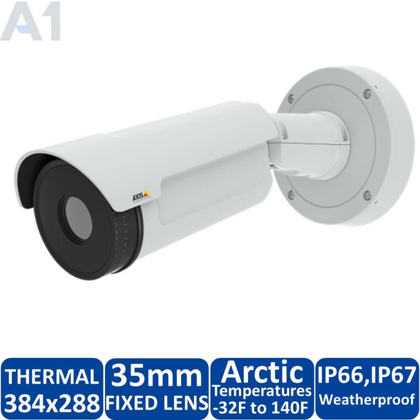 Axis Q1941-E-35mm Thermal Camera