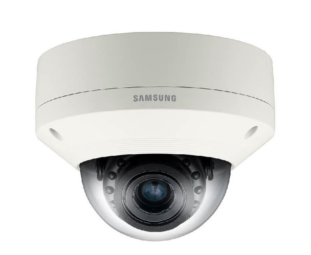 Samsung SNV-6085R 2MP IR H.265 Outdoor Dome IP Security Camera