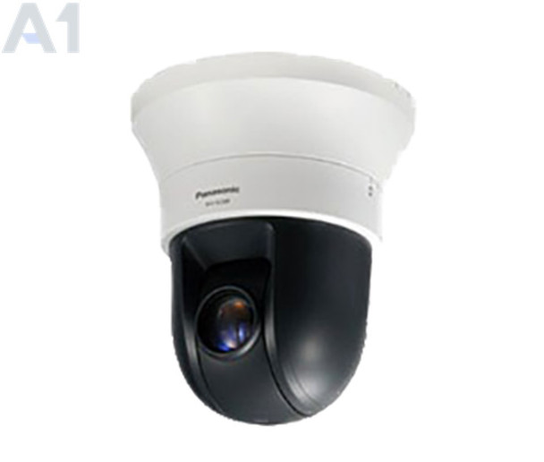 Panasonic WV-SC588A 2.4MP PTZ Dome IP Security Camera - 4.3~129mm Lens, 30fps at 1080P, 30x Optical Zoom, WDR