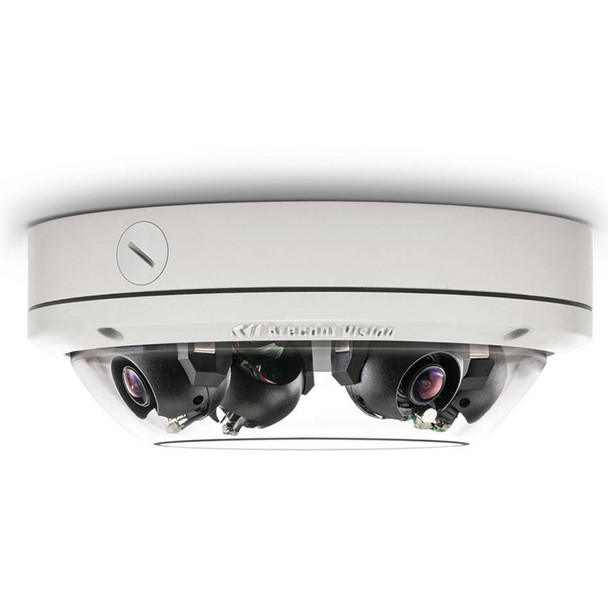 Arecont Vision AV12275DN-NL 12MP Outdoor Dome IP Security Camera - No Lens included