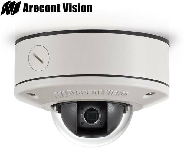 Arecont Vision AV5455DN-S-NL MicroDome 5MP Outdoor IP Security Camera