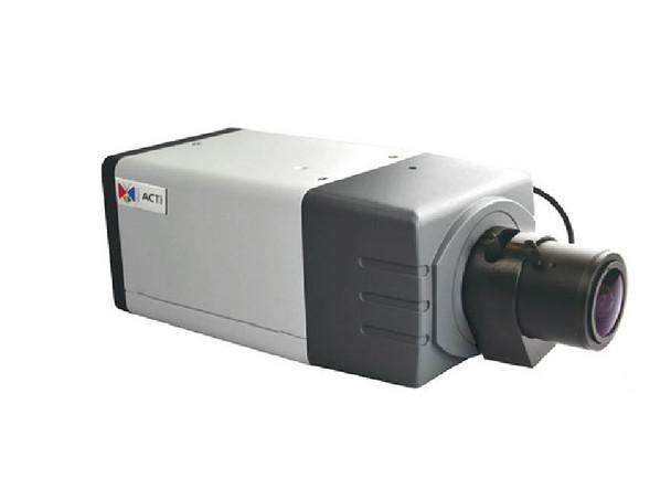 "ACTi D22VA 5MP Indoor/Outdoor IP Box Security Camera - 2.8~12mm Varifocal Lens, 1/3.2"" CMOS, Day/Night, SD Card Slot, H264, 30fps at 1080P"