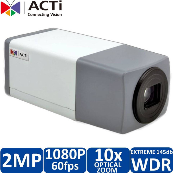 ACTi E219 IP Box Security Camera