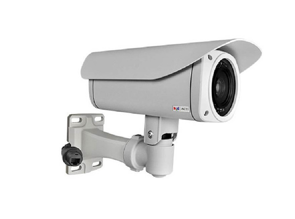 ACTi B410 Bullet IP Security Camera - 10MP, 4K Resolution, Day/Night, WDR, SD Card Slot