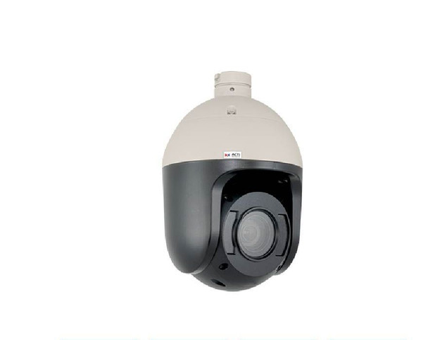 ACTi I98 Outdoor Speed Dome IP PTZ Security Camera - 2MP, Day/Night, Extreme WDR, Weatherproof, SD Card Slot