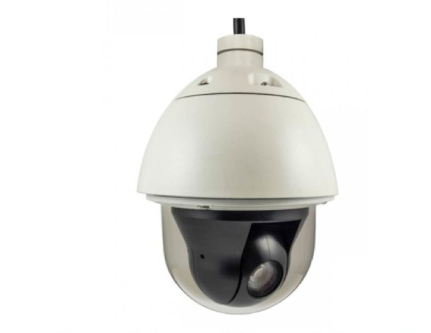 ACTi I97 Outdoor Speed Dome PTZ IP Security Camera - 2MP, Day/Night, Extreme WDR, SD Card Slot