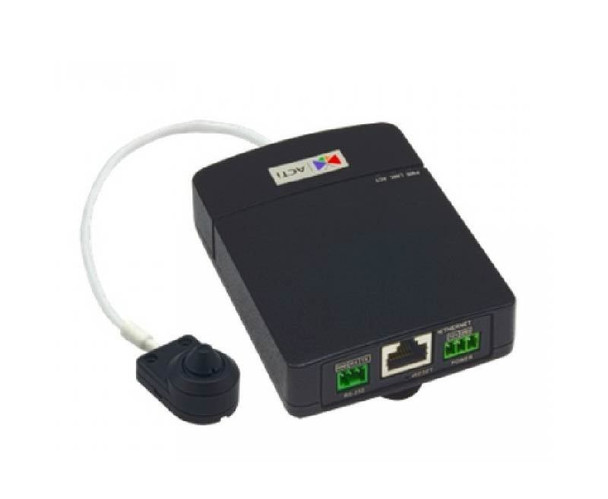 ACTi Q113 2MP Indoor L-Shape IP Security Camera