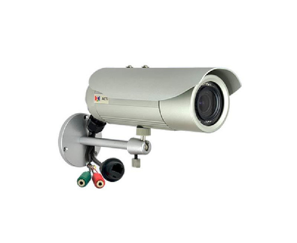 ACTi E41B IP Outdoor Bullet IP Security Camera - 1MP, 2.8~12mm Lens, Basic WDR, SD Card Slot
