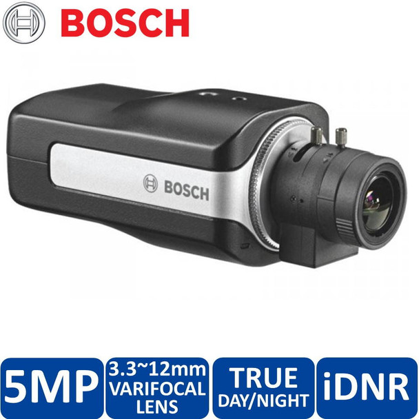 Bosch NBN-50051-V3 DINION IP 5000 MP Box