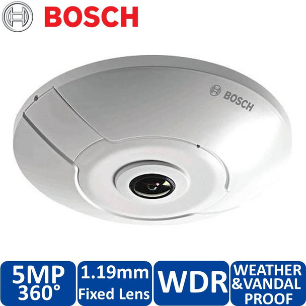 Bosch NUC-52051-F0E FLEXIDOME IP