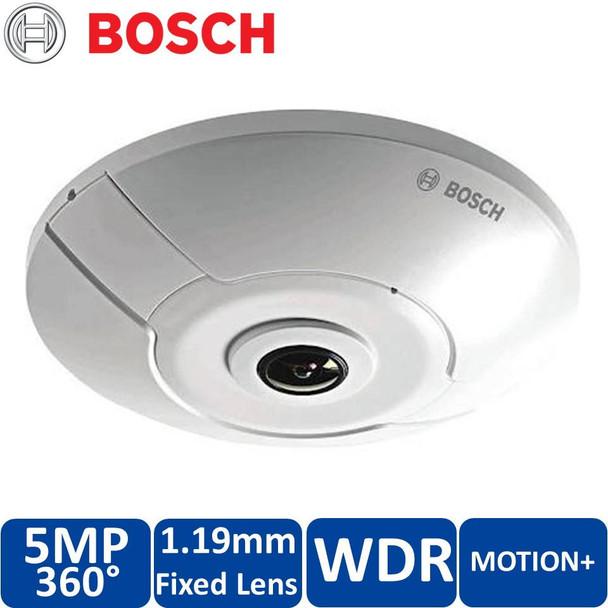 Bosch NUC-52051-F0 FLEXIDOME IP Panoramic