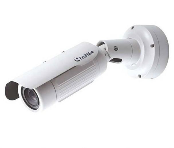 Geovision GV-BL1511 1.3MP IR Outdoor Bullet IP Security Camera - 3~9mm Motorized Lens