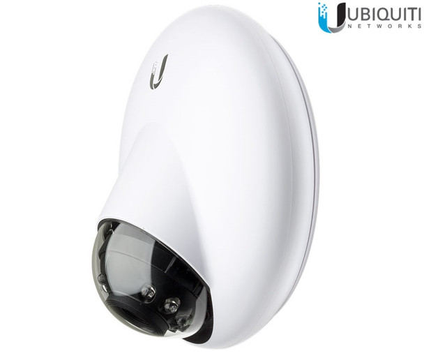 Ubiquiti UVC-G3-DOME Unifi G3 4MP IR Mini Dome IP Security Camera with 2.8mm Fixed Lens, Built-in Microphone