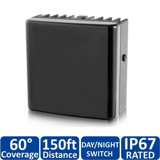 Axton Smart Series IR - 60° Coverage 155'