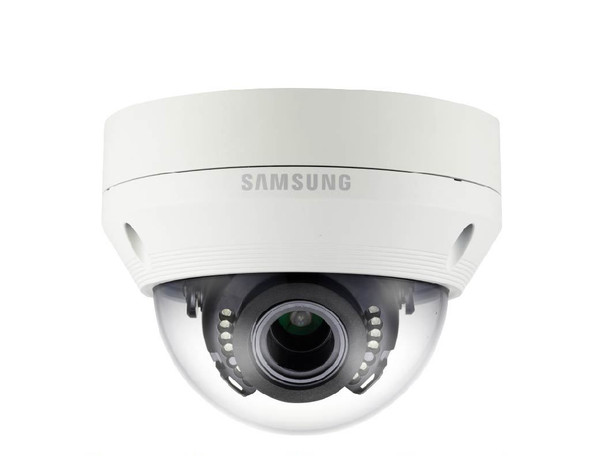 Samsung SCV-6083R 2.1MP Outdoor Dome HD CCTV Security Camera with 2.8~12mm Varifocal Lens