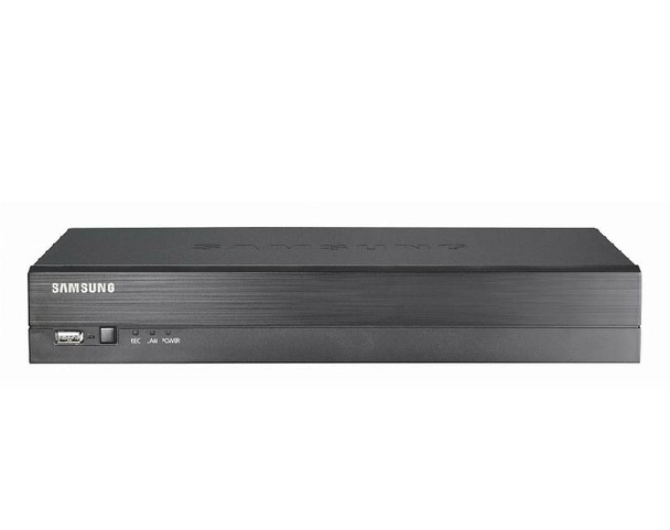 Samsung SRD-493-6TB 4-Channel 6TB Pre-Installed DVR Digital Video Recorder - 1080p, HDMI/VGA Output, Smart Phone Support