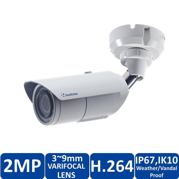 Geovision GV-EBL2101 2MP Network Bullet Security Camera