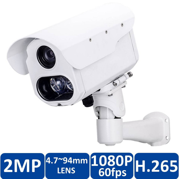 Vivotek IZ9361-EH 2MP Outdoor Bullet Network