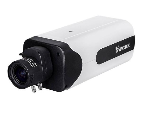 Vivotek IP8166 2MP Indoor Box IP Security Camera