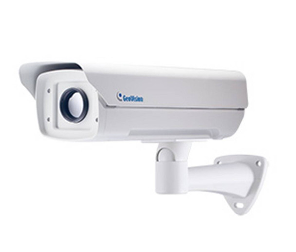 Geovision GV-TM0100 CIF Thermal Bullet IP Security Camera - 40mm Fixed Lens, 25fps at 352x288