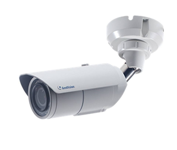 Geovision GV-LPC2211 2MP License Plate Recognition Bullet IP Security Camera - 9~22mm Motorized Lens, Max. 75Mph